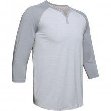 Pyžamo Under Armour UA Recover Sleepwear Henley-GRY - M