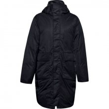 Bunda Under Armour Recover Down Parka-BLK - M