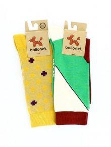 Ballonet Pánské ponožky Pack-12