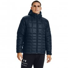 Bunda Under Armour UA Armour Insulated Hooded Jkt-NVY - M