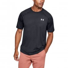 Tričko Under Armour Recover SS-BLK - M