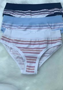 Dámské kalhotky Lovelygirl 4192D XL Mix
