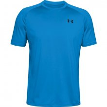 Tričko Under Armour UA Tech 2.0 SS Tee-BLU - S