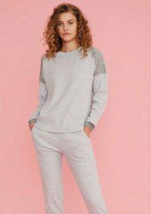 Dámské pyžamo Noidinotte FA7221 XL Purple