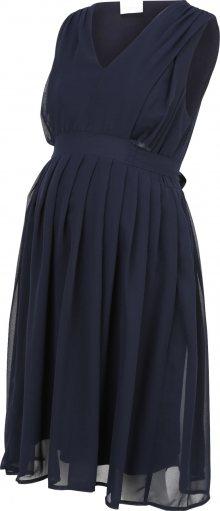 MAMALICIOUS Šaty tmavě modrá