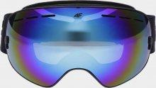 Dámské lyžařské brýle 4F GGD250 Modré one size