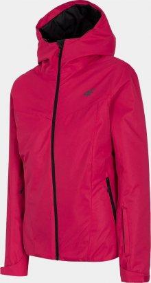 Dámská lyžařská bunda 4F KUDN300 Růžová M