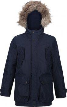 Dětská zimní bunda Regatta RKP213 Pazel Parka Tmavě modrá Modrá 11-12 let