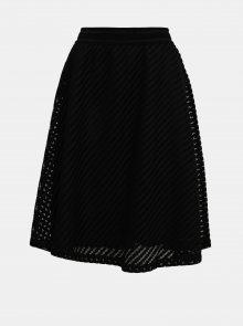 Černá sukně Jacqueline de Yong Oggi