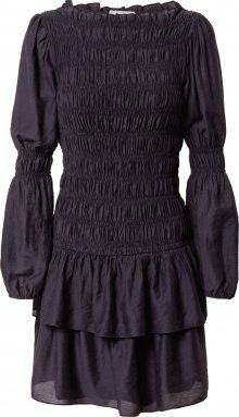 Neo Noir Šaty černá