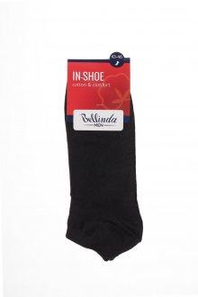 Pánské nízké ponožky IN-SHOE SOCKS - Krátké pánské ponožky - béžová