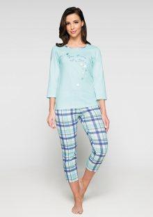 Dámské pyžamo Regina 927 L Peprmint