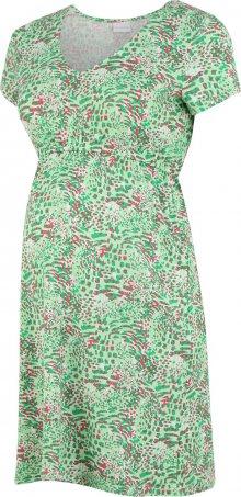MAMALICIOUS Šaty světle zelená