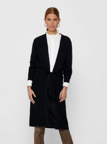 Černý dlouhý kardigan Jacqueline de Yong - XS