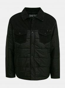 Černá pánská zimní bunda Diesel - S