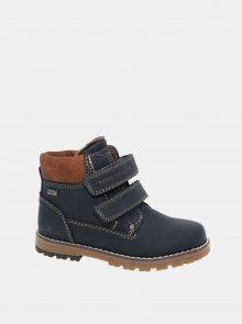 Tmavě modré dětské zimní boty Tom Tailor - 27