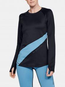 Černé dámské tričko ColdGear Under Armour