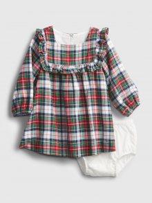 Barevné holčičí šaty GAP