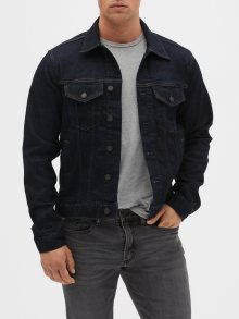 Modrá pánská bunda GAP Icon Denim