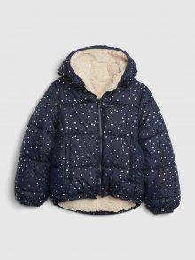 Modrá holčičí bunda GAP