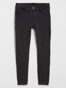 Černé holčičí džíny GAP Jeggings