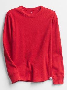 Červené klučičí tričko GAP
