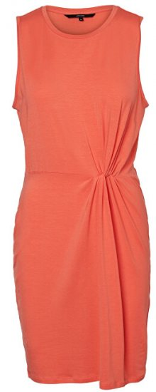 Vero Moda Dámské šaty VMAVA LULU 10230285 Dubarry S