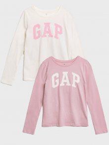 Barevné holčičí tričko GAP Logo