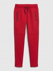 Červené klučičí kalhoty GAP Fit