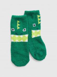 Zelené klučičí ponožky GAP