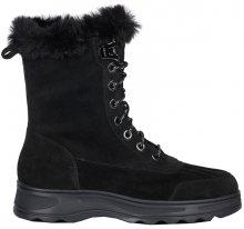 GEOX Dámské kotníkové boty D Hosmos B Abx Black D94AUB-00022-C9999 38