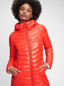 Červený dámský kabát GAP