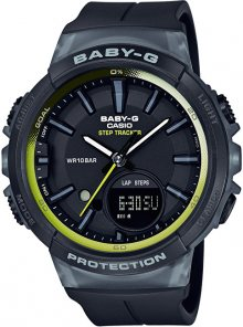 Casio BABY-G Step tracker BGS 100-1A - SLEVA