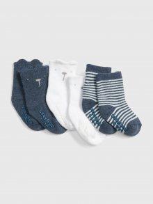 Barevné klučičí ponožky GAP 3-Pack