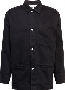 NU-IN Košile černá