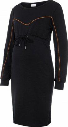 MAMALICIOUS Šaty černá