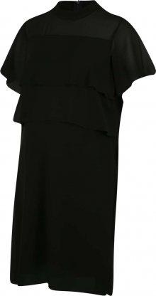 MAMALICIOUS Šaty \'JANA JUNE\' černá