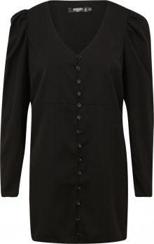 Missguided (Petite) Šaty černá