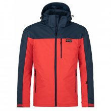 Pánská lyžařská bunda Flip-m červená L