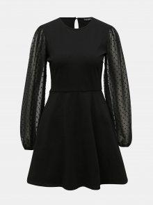 Černé šaty TALLY WEiJL