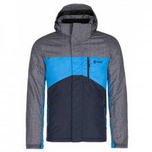 Pánská zimní lyžařská bunda Ober-m tmavě modrá - Kilpi XL