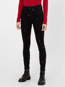 Černé dámské džíny GAP