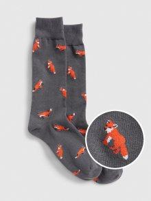 Šedé pánské ponožky GAP