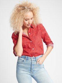 Červená dámská košile GAP