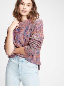 Barevný dámský svetr GAP