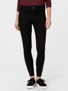 Černé dámské džíny GAP Jegging