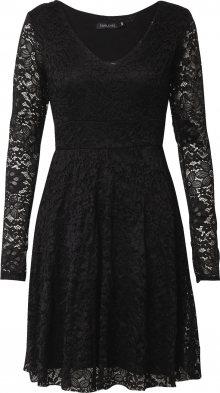 Sublevel Koktejlové šaty černá