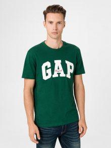Zelené pánské tričko GAP Logo