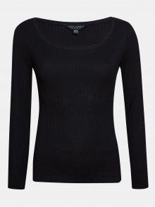 Černé tričko Dorothy Perkins - XS