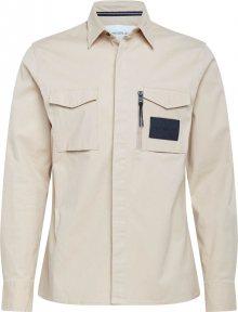 Calvin Klein Jeans Košile krémová